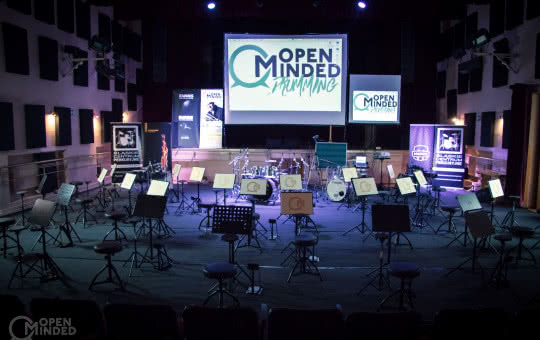 Open Minded Drum Camp 2018