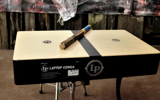 Latin Percussion Laptop Conga