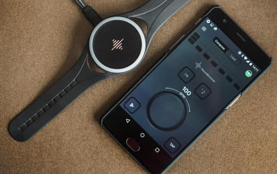 Metronom Soundbrenner Pulse