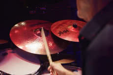 Sabian 'The Soul Side' Ride David Garibaldi
