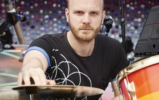 Wykop: Will Champion - Coldplay