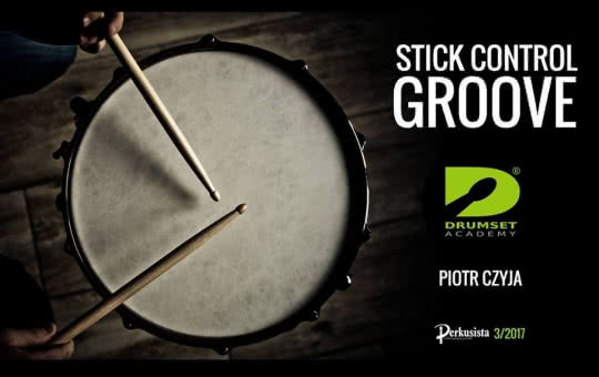 Drumset Academy - Stick Control Groove