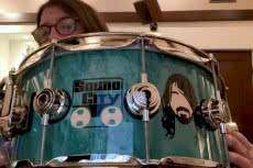 Werbel DW Dave Grohl Collector's Series Icon