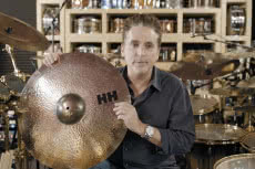 Sabian Limited Edition Todd Sucherman HH Sessions Ride