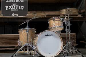 Ludwig Classic Maple Aged Exotic Collection Series