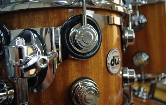DW Collectors Cherry/Mahogany