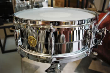 GRETSCH DRUMSGretsch Chrome Over Brass G4160