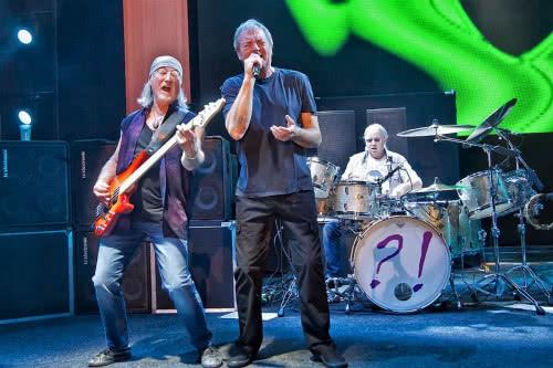 Podłączenie bębna zespołu rockowego